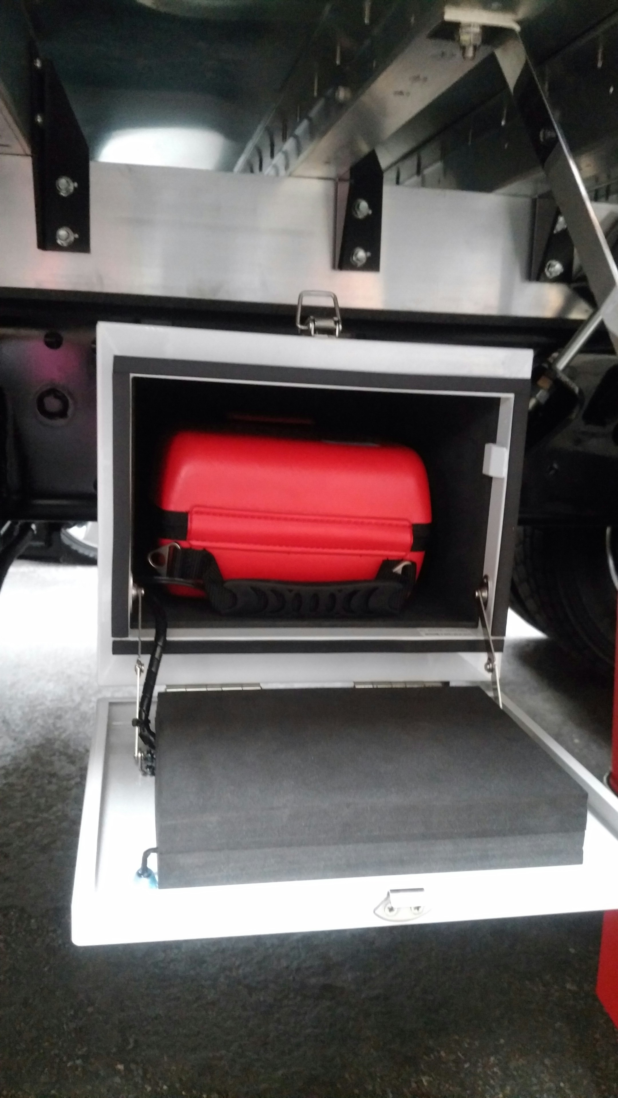 AED搭載状態